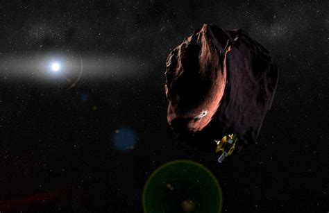 Proposal for extended New Horizons mission submitted to