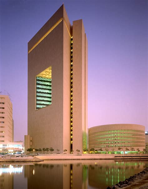 The late-Modern National Commercial Bank in Jeddah, Saudi