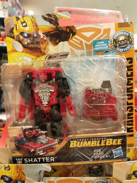 Better Look At Transformers: Bumblebee Movie Energon