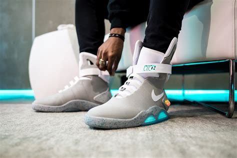 You Can Try Out The 2016 Nike Mag In NYC • KicksOnFire