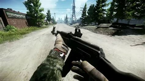 Escape From Tarkov AK74N Level 2 Reload Animations - YouTube