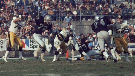 Throwback: 1976 AFC Championship Game - YouTube