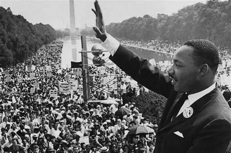 MLK Day: How Martin Luther King Ad-Libbed the 'I Have a