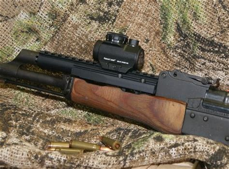 AK Rifles and how customization can be DOUBLED without