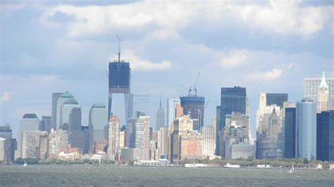 Empire State Building and the Freedom Tower - YouTube