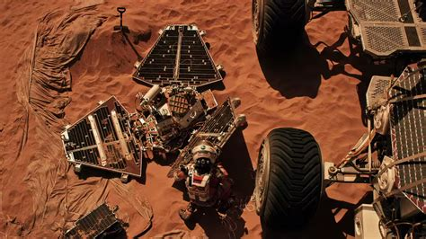'The Martian' is a Cinematic Triumph – Follow Mark Watney
