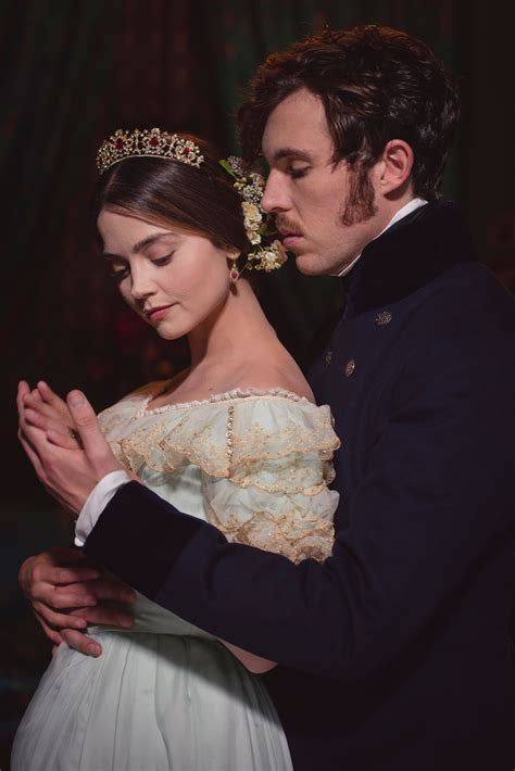 Victoria series 2: Jenna Coleman and Tom Hughes chat the