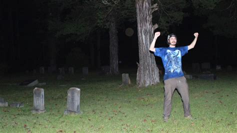 My Best Paranormal Photographs From Bass Cemetery (Orbs