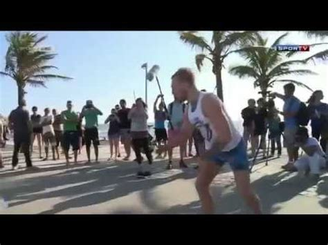 Conor McGregor training Capoeira in Brazil, talk about the